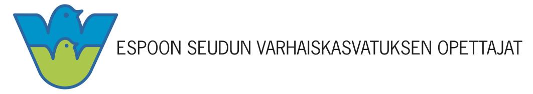 Espoon seudun Varhaiskasvatuksen Opettajat ry